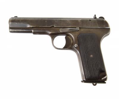 Охолощенный СХП пистолет ТТ 30-О (Токарева) 10x31