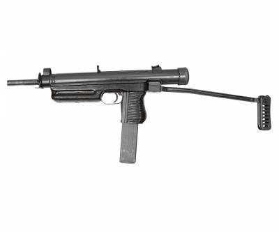 Охолощенный СХП пистолет-пулемет VZ 26-O (Samopal SA-26) 7,62x25