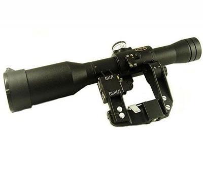 Оптический прицел ПОСП 6х42Т (Тигр/СКС) с ЛЦУ