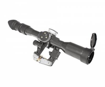 Оптический прицел ПОСП 8х42 Pro (Тигр/СКС)