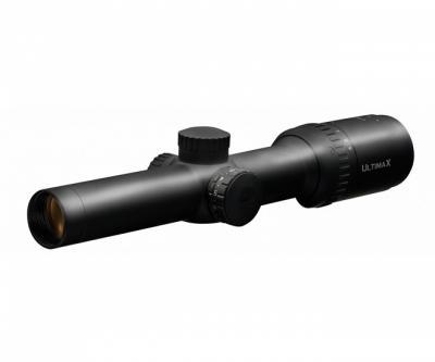 Оптический прицел Nikko Stirling Ultimax 1-6x24, 4A, с подсветкой, 30 мм