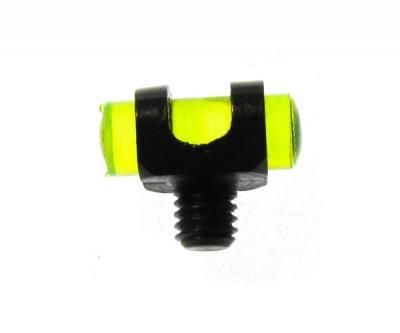 Оптоволоконная мушка Nimar светящаяся зеленая, 3 мм