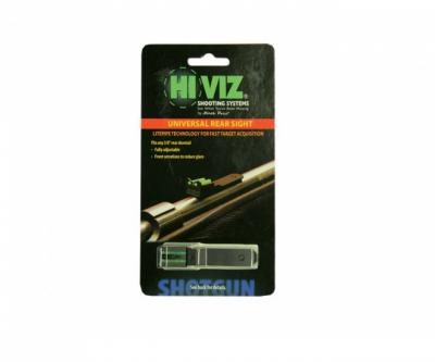 Целик HiViz UNI2006 Rifle/Shotgun Rear Sight