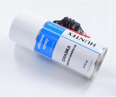 Смазка силиконовая Huntex standard, спрей, 210 мл
