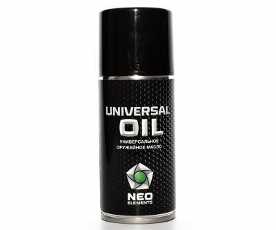 Масло оружейное универсальное NEO Elements Universal Oil, 210 мл