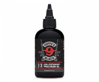 Масло универсальное оружейное Hoppes Black Precision Oil, защита и смазка, ингибитор ржавчины