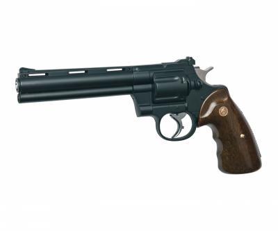 Страйкбольный револьвер ASG Zastava R-357 green gas (11542)