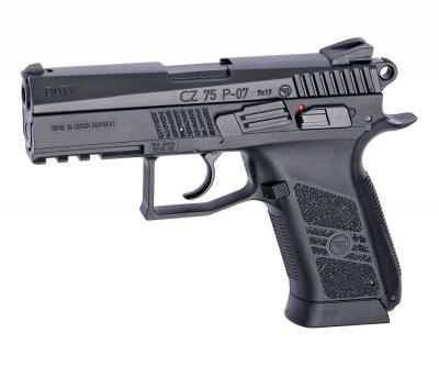Страйкбольный пистолет ASG CZ 75 P-07 Duty CO2 (16718)