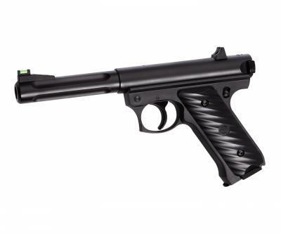 Страйкбольный пистолет ASG MK II Black CO2 (17683)