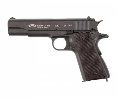 Страйкбольный пистолет Gletcher CLT 1911-A (Colt)
