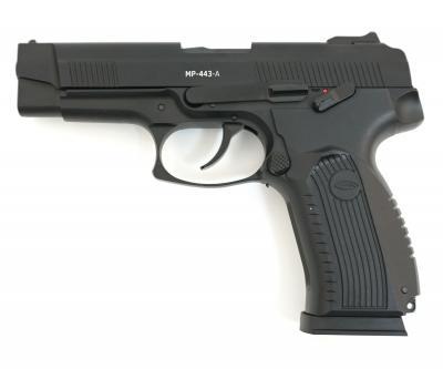 Страйкбольный пистолет Gletcher MP-443-A