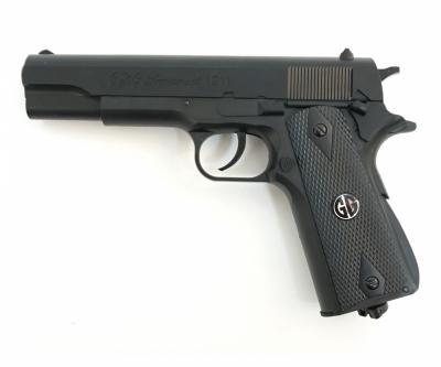 Страйкбольный пистолет G&G G1911 (Colt) CO2 Ver. (CO2-191-PST-BNB-NCM)