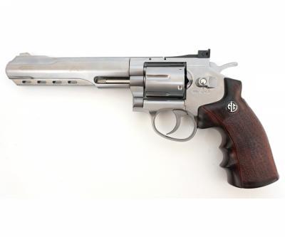 Страйкбольный револьвер G&G G733 SV (6