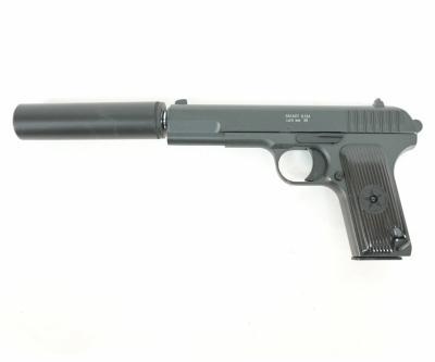 Страйкбольный пистолет Galaxy G.33A (TT) с глушителем