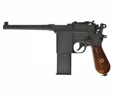 Страйкбольный пистолет Mauser 712, GAS (HG-196)