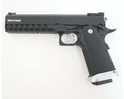 Страйкбольный пистолет KJW Colt M1911 Hi-Capa 6