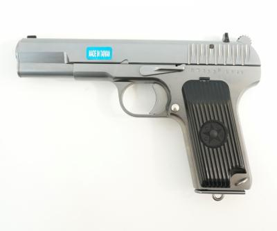 Страйкбольный пистолет WE TT Silver (WE-E012-SV)