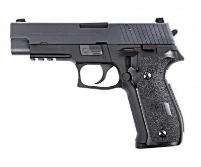 Страйкбольный пистолет WE SigSauer P226 Rail (WE-F001A)