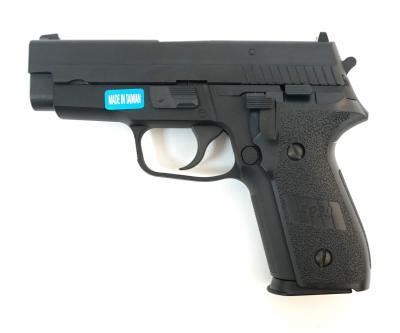 Страйкбольный пистолет WE SigSauer P229 (WE-F005B-BK)