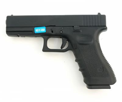 Страйкбольный пистолет WE Glock-17 Gen.3 Black (WE-G001A-BK)