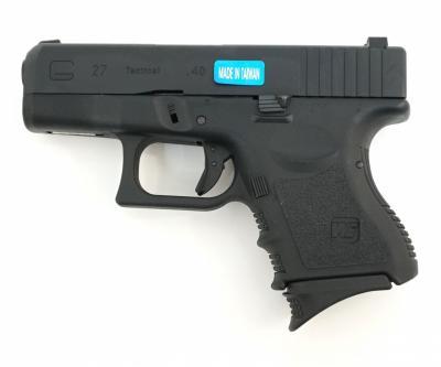 Страйкбольный пистолет WE Glock-27 Gen.3 Black (WE-G006A-BK)
