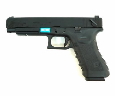 Страйкбольный пистолет WE Glock-35 Gen.3 Black (WE-G009A-BK)