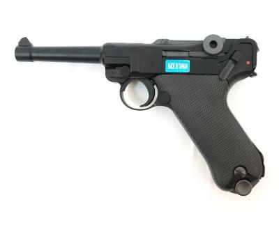 Страйкбольный пистолет WE Luger P08 4