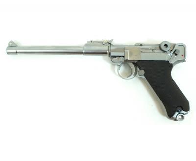 Страйкбольный пистолет WE Luger P08 8