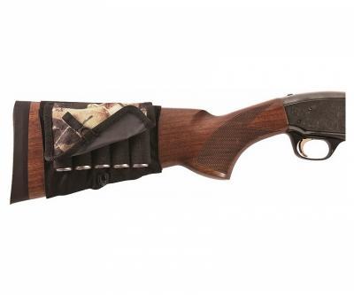 Чехол-патронташ Allen на приклад закрытый для гладкоствольного оружия под 5 патронов, 2059