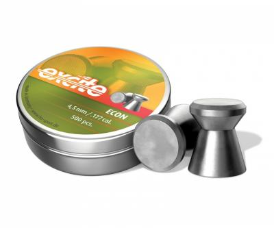 Пули H&N Excite Econ II 4,5 мм, 0,48 грамм, 500 штук
