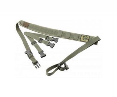 Мультифункциональный многоточечный оружейный ремень «Змейка-АК», цвет A-TACS