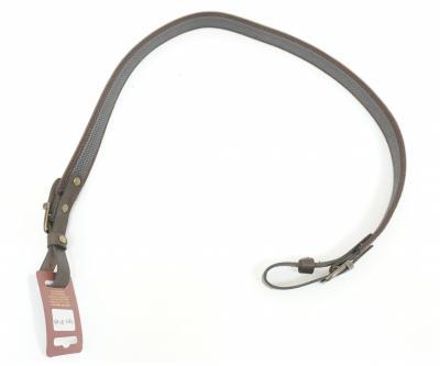 Ремень Vektor для ружья из нат. кожи с нескользящей синт. подкладкой, шир. 30 мм (Р-10)