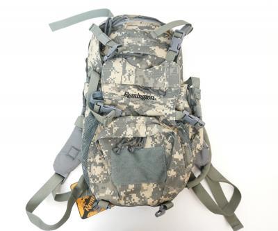 Сумка-рюкзак Remington непромокаемая, цифра, 15 л, 47x25 см (HY-2025)