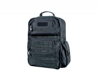 Рюкзак тактический UTG Black, внешние карманы, 43x30,5x16,5 см (PVC-P368B)