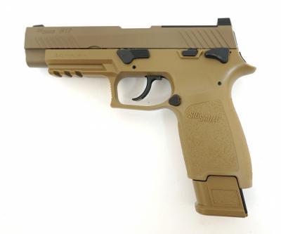 Пневматический пистолет Sig Sauer P320-M17