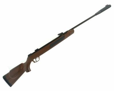 Пневматическая винтовка Smersh R1 N-01 Arboreal (пластик под дерево, 3 Дж)
