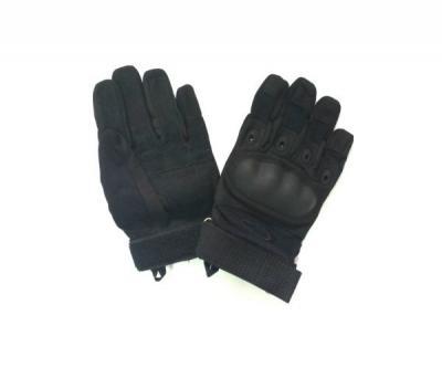 Перчатки Oakley Pilot Black тактические