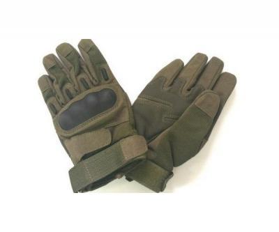 Перчатки Protect Green тактические