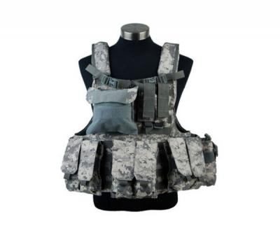 Разгрузочный жилет Military Force Recon Tactical (600D) VT0010 ACU