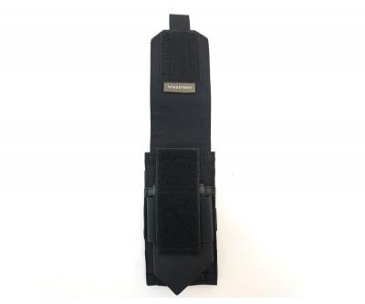Подсумок Wartech MP-101 под 2 магазина M-серии (черный)
