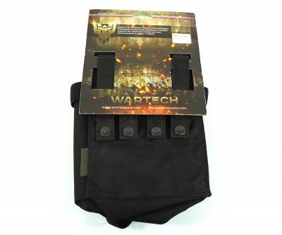 Подсумок Wartech MP-109 под короб ПКМ, 6 АК/РПК (черный)