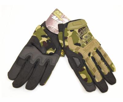 Перчатки Mechanix M-Pact Camouflage Tan (P24-0206)