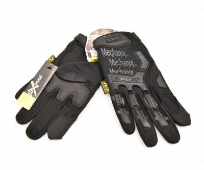 Перчатки Mechanix M-Pact Black (P24-0208)