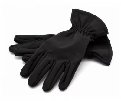 Перчатки охотничьи Стикхант демисезонные (черные)