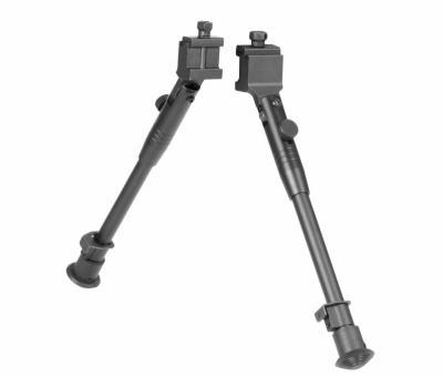 Сошки Gamo Dual-Bipod для установки на боковые планки Weaver, 250-330 мм