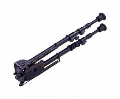Сошки с качающейся базой, на антабку, вивер и в обхват ствола, 420-700 мм (BH-BP04)