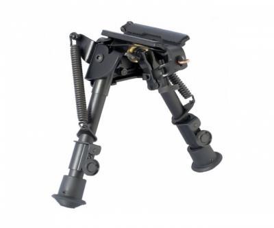 Сошки с креплением на антабку, вивер и в обхват ствола, 130-230 мм (BH-BP11)