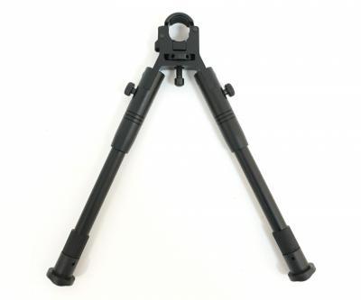 Сошки Leapers UTG на ствол оружия, усиленные, высота 22-26 см (TL-BP08S-A)