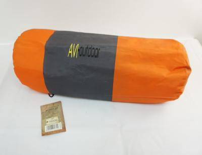 Коврик самонадувающийся AVI-Outdoor, 190x60 см, оранжевый (16006)