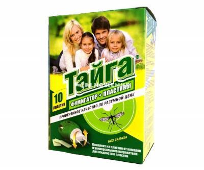 Комплект от комаров «Тайга» (ИН-56)